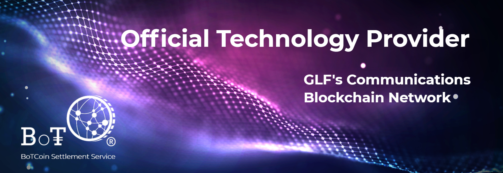 BoTCoin GLF Communications Blockchain Network